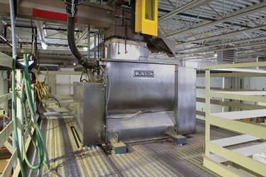 Animal Feed Producer Ups Uniformity, Cuts Cycle Times with Fluidized