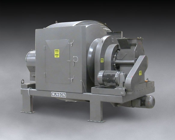 Abrasion-Resistant Rotary Batch Mixer Achieves