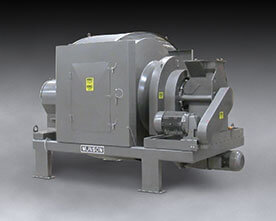 Abrasion-Resistant Rotary Batch Mixer