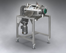 New Centrifugal Sifter from