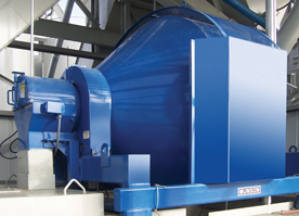 Rotary Batch Mixers Mixing And Blending Equipment For